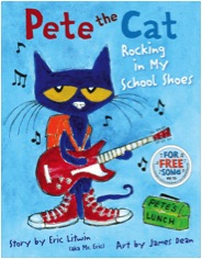 Pete the Cat- Rocking In My School Shoes Cover pic