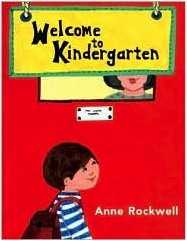 Welcome to Kindergarten cover pic
