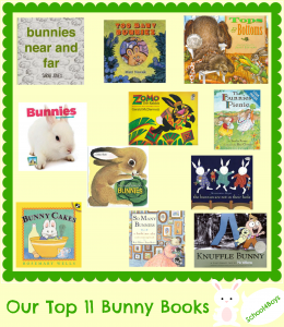 Great Picture Books about Bunny Rabbits - Just in Time for Spring and Easter
