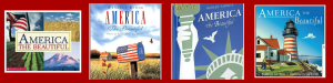 4th of July Picture Books: America The Beautiful