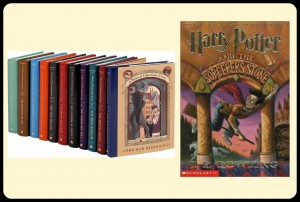 #DadsRead, Harry Potter, Series of Unfortunate Events, the importance of fathers reading to their kids
