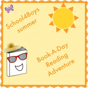 Book-A-Day Summer Reading Challenge and Donalyn Miller