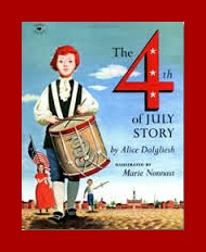 4th of July Picture Books: The 4th of July Story