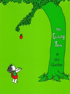 The Giving Tree - Family Dinner Book Club