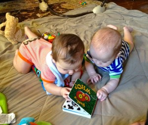Read aloud magic, flame read aloud, babies reading