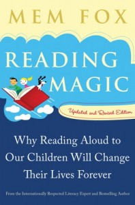 Reading aloud to kids, flame read alouds, read aloud magic, mem fox